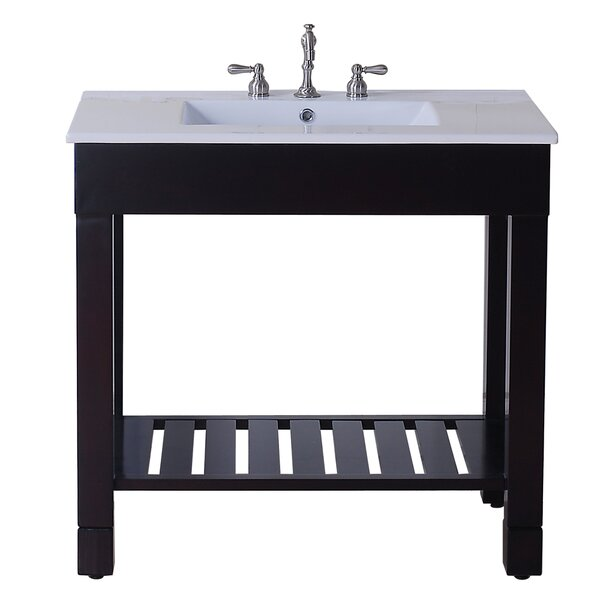 Bozeman 31 Single Bathroom Vanity Set by Wrought Studio