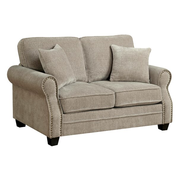 Gonvick Loveseat by Darby Home Co Darby Home Co