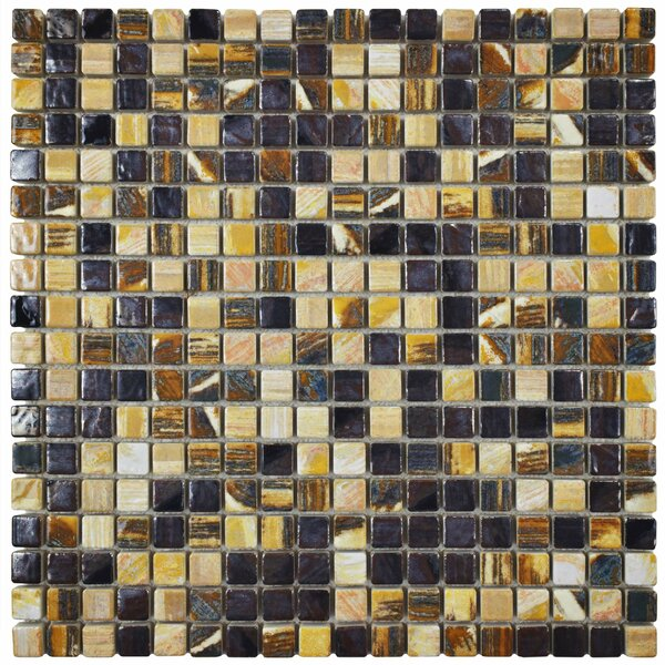 Arcadia 0.56 x 0.56 Porcelain Mosaic Tile in Highlands by EliteTile
