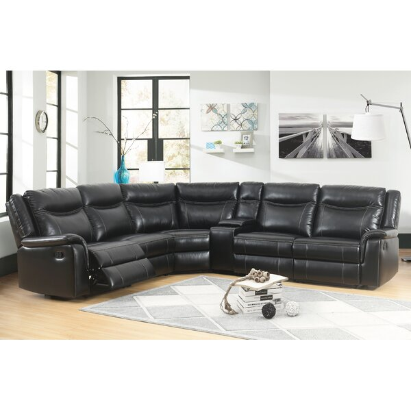 Wiest Reclining Sectional by Latitude Run