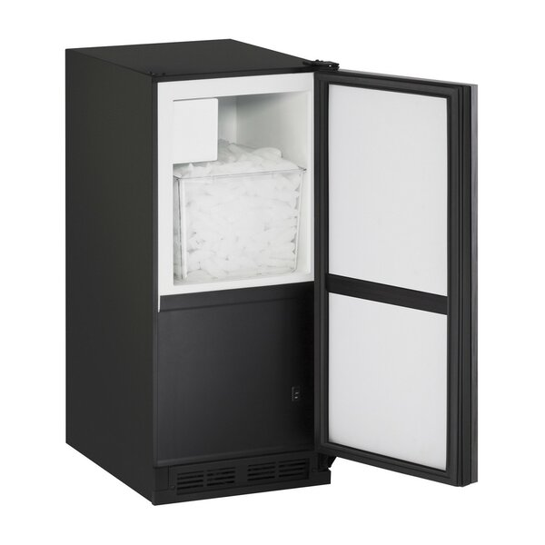 ADA Series Integrated 25 lb. Daily Production Freestanding Ice Maker by U-Line