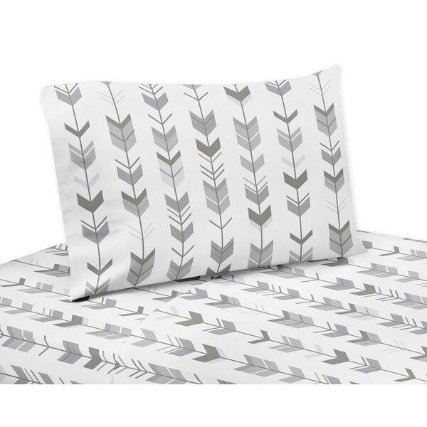 Mod Arrow Sheet Set by Sweet Jojo Designs