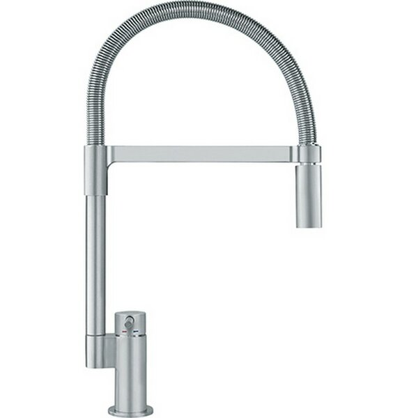 Manhattan Pull Down Single Handle Kitchen Faucet by Franke
