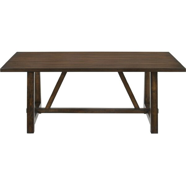 Vineyard Dining Table by Gracie Oaks