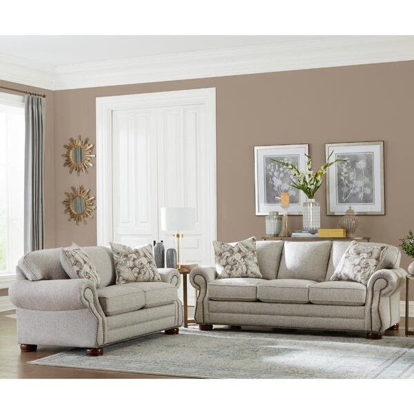 Peel 2 Piece Sleeper Living Room Set by Canora Grey