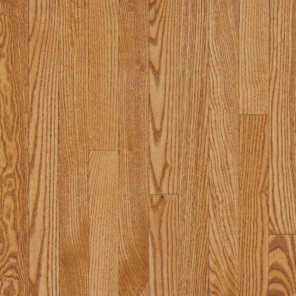 Westchester 3-1/4 Solid Oak Hardwood Flooring in Spice by Bruce Flooring