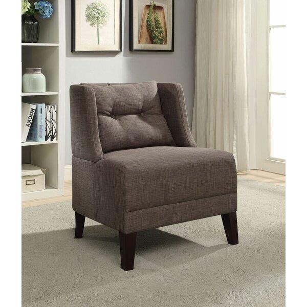 Feltonville Slipper Chair by Latitude Run