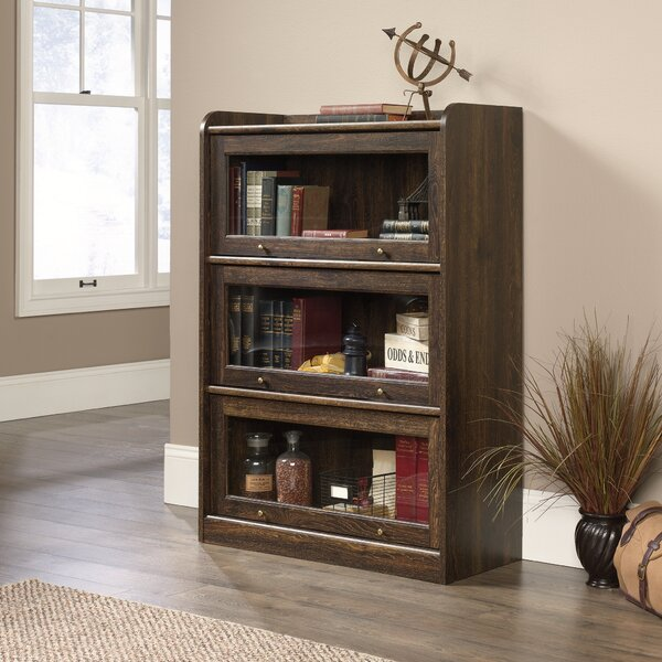 Mouzon Barrister Bookcase by Beachcrest Home