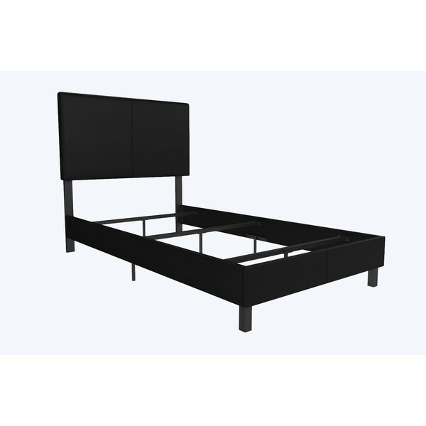 Mendez Upholstered Standard Bed By Hashtag Home by Hashtag Home Discount