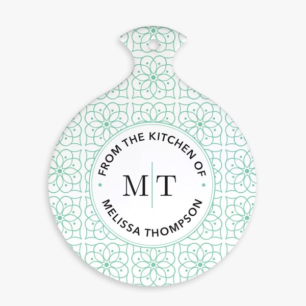 Personalized From The Kitchen of Custom Paddle-Shaped Trivet by Monogramonline Inc.
