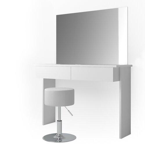 Schminktisch-Set Bongiorno mit Spiegel Brayden Studio | Schlafzimmer > Kommoden | Brayden Studio