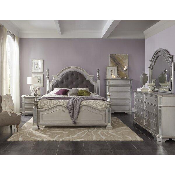 Verne Standard Configurable Bedroom Set by House of Hampton