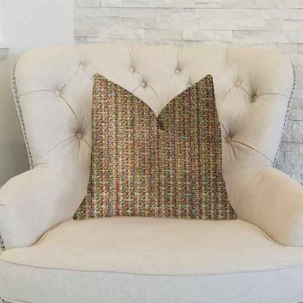 Dismuke Luxury Throw Pillow by Corrigan Studio