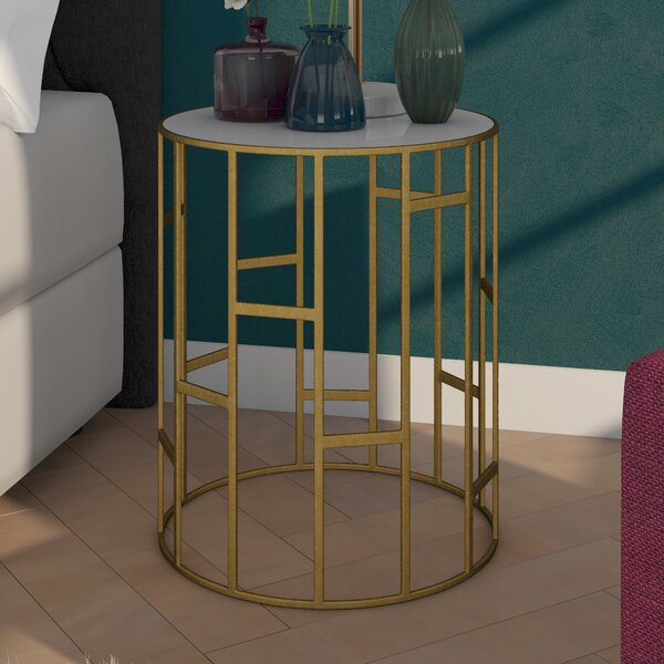Rex Frame End Table By Willa Arlo Interiors