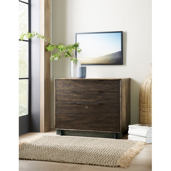 Crafted 3-Drawer Lateral Filing Cabinet