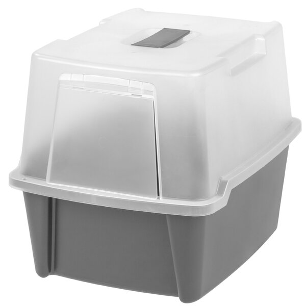 Randal Hooded Litter Box by Tucker Murphy Pet