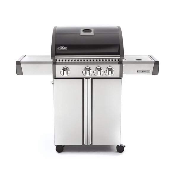Triumph 4-Burner Propane Gas Grill with Cabinet by Napoleon