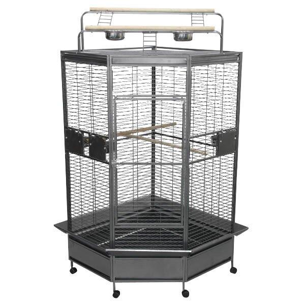 Meachum Large Bird Cage by Tucker Murphy Pet