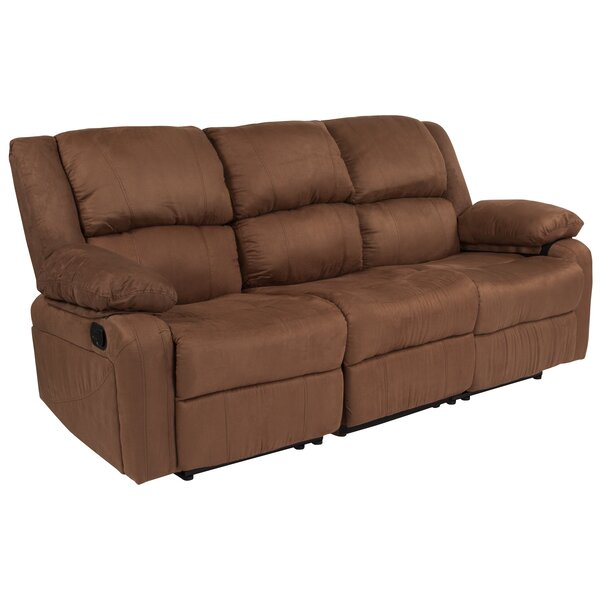Chalfont Reclining Sofa by Winston Porter