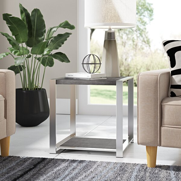 Arica End Table By Ivy Bronx