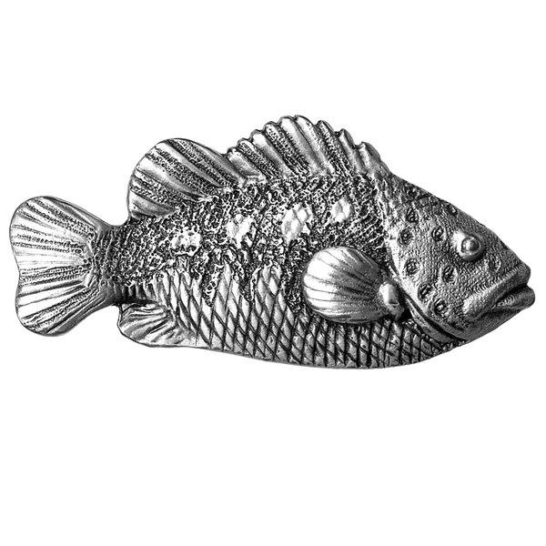 Fish Novelty Knob by Big Sky Hardware