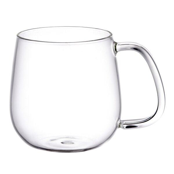 Unitea Glass Medium Cup Amp Reviews Allmodern