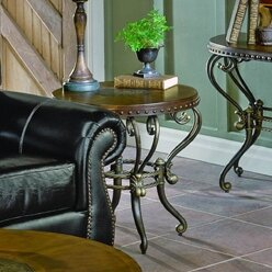 5553 Series  End Table by Woodhaven Hill