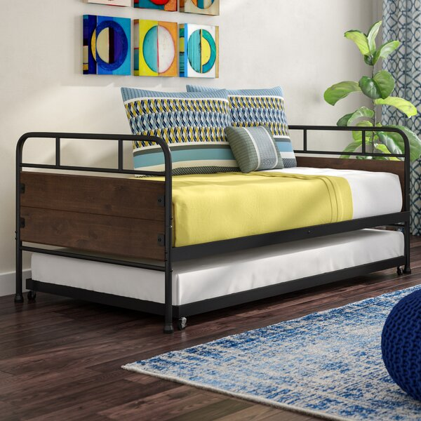 Townsel Twin Frame Daybed by Latitude Run