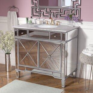 Best Reviews Jiya 36 Single Bathroom Vanity Set ByWilla Arlo Interiors