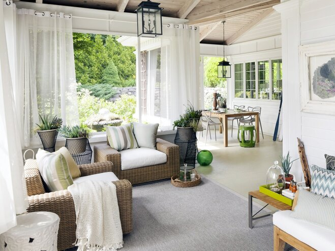 The Patio Your New Favorite Room For Fall Wayfair