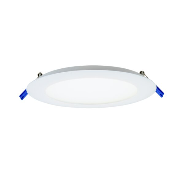 Panel 4K Round 6 Open Recessed Trim by DALS Lighting