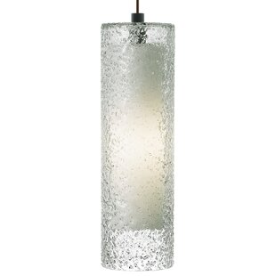 Sonali 1-Light Cylinder Pendant ByBrayden Studio