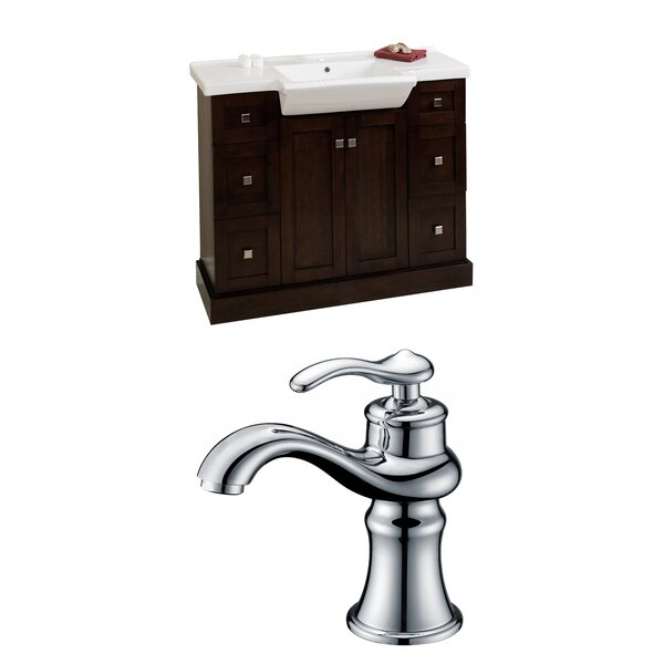 Prelude 40 Single Bathroom Vanity Set by American Imaginations