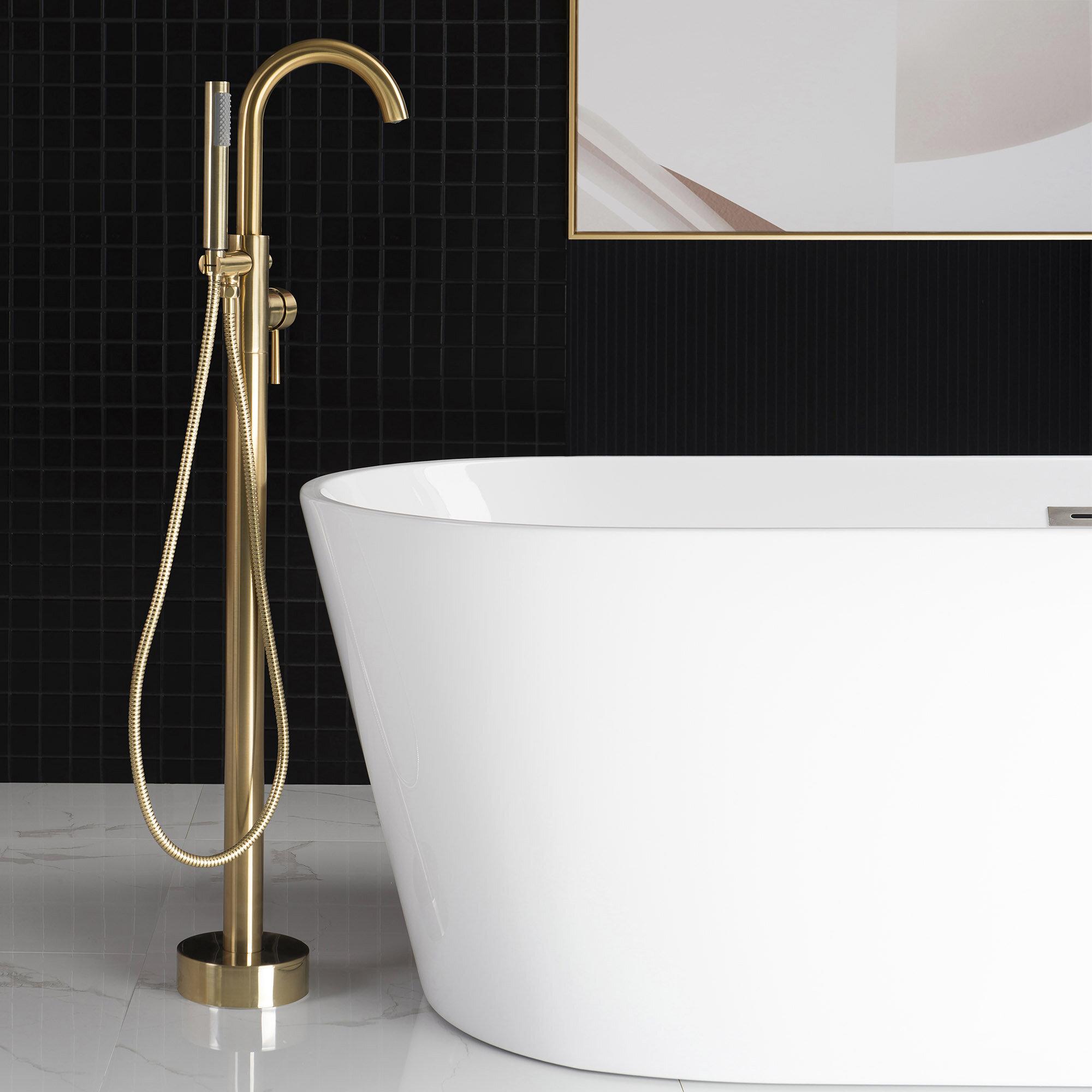 Woodbridge Single Handle Vessel Sink Bathroom Faucet Reviews Wayfair