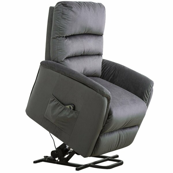 Durgin Lift Contemporary Power Recliner By Red Barrel Studio