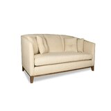 Tobey 72 W Flared Arm Sofa by Latitude Run
