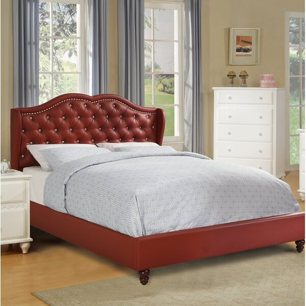 Thornburg Upholstered Platform Bed by Mercer41