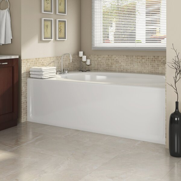 Signature® 60 x 42 Alcove Bathtub by Jacuzzi®