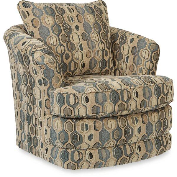 Fresco Swivel Barrel Chair by La-Z-Boy