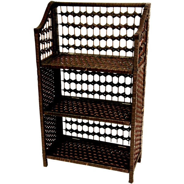 Horne Standard Bookcase By World Menagerie