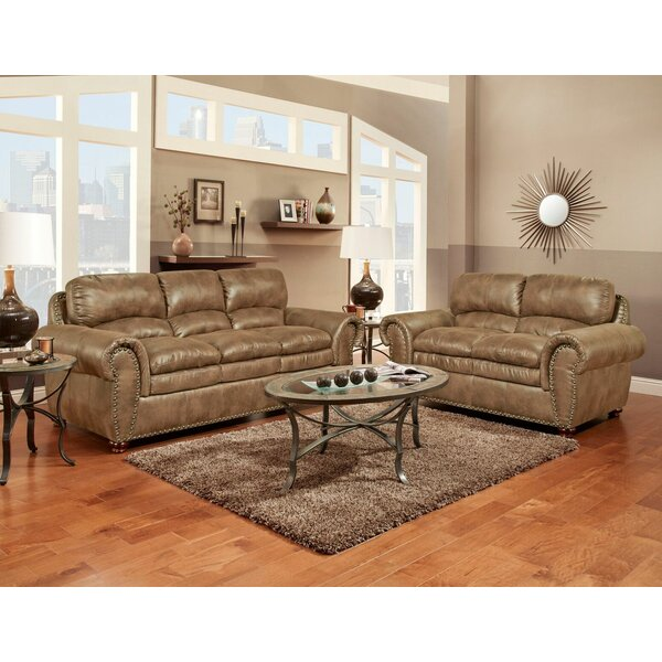 Orrstown 2 Piece Living Room Set by Union Rustic