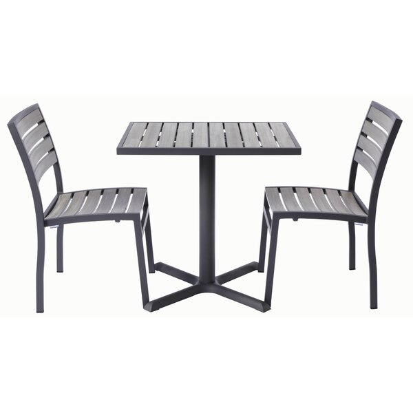 Mason 3 Piece Bistro Set By Madbury Road by Madbury Road New Design