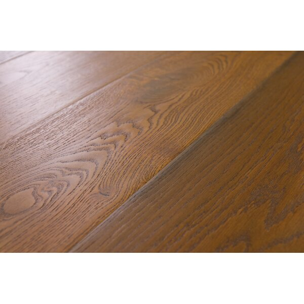 Bergen 7-1/2 Engineered Oak Hardwood Flooring in Anise by Branton Flooring Collection