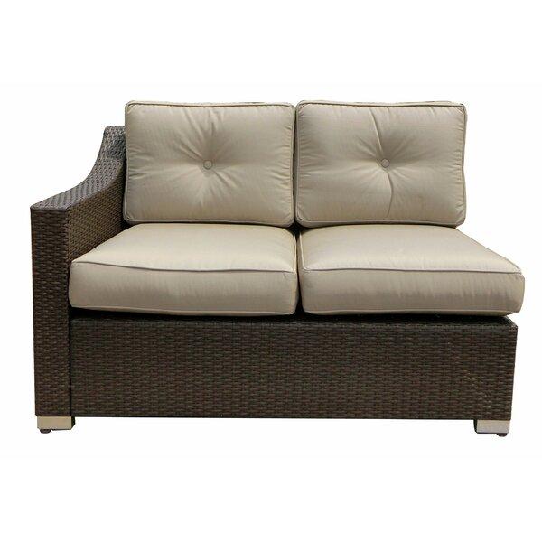 Hasan Loveseat with Cushions by Brayden Studio