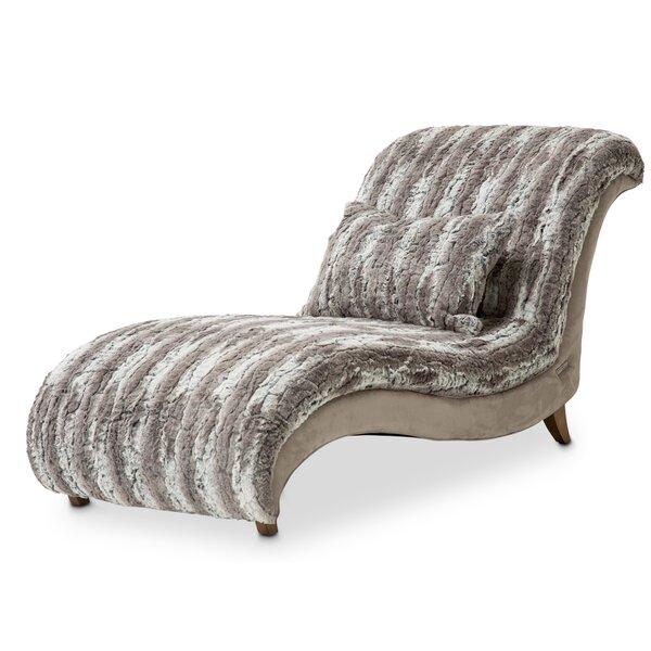 Romance Chaise Lounge By Michael Amini