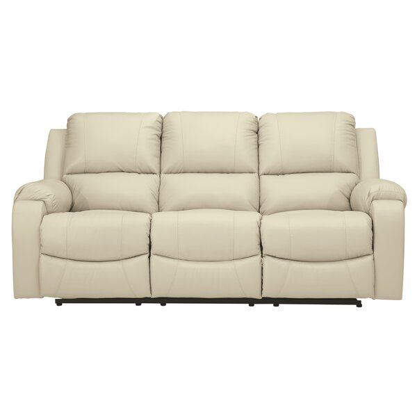 Great Sale Pipkins Reclining Sofa by Red Barrel Studio by Red Barrel Studio