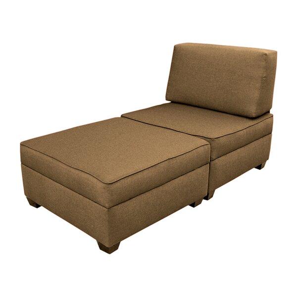 Attica Modular Chaise Lounge by Red Barrel Studio