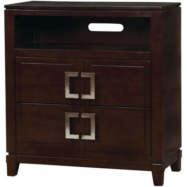 Roark 4 Drawer Media Chest By Alcott Hill