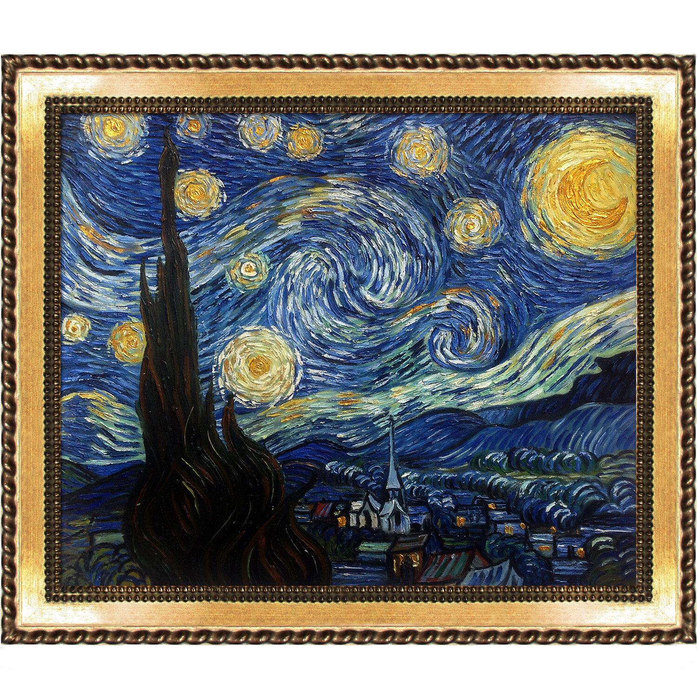 если вы, картина ван гога звездная ночь оригинал фото такой, откуда