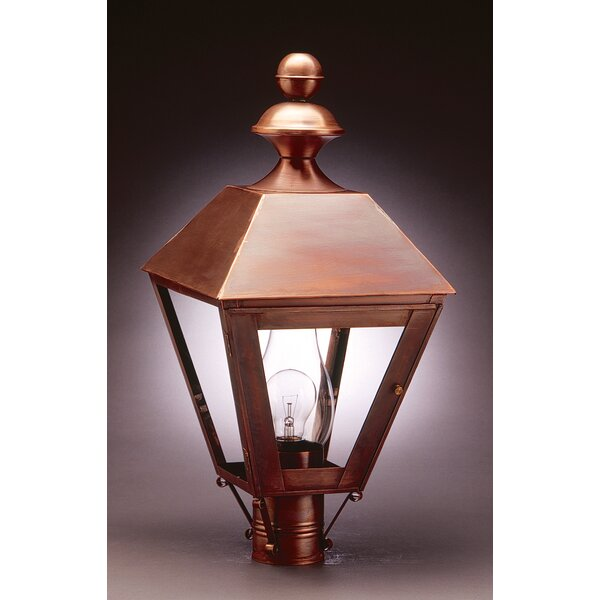 Boston 3-Light Lantern Head by Northeast Lantern